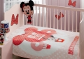 Taç Disney Minnie Balloon Baby Battaniye